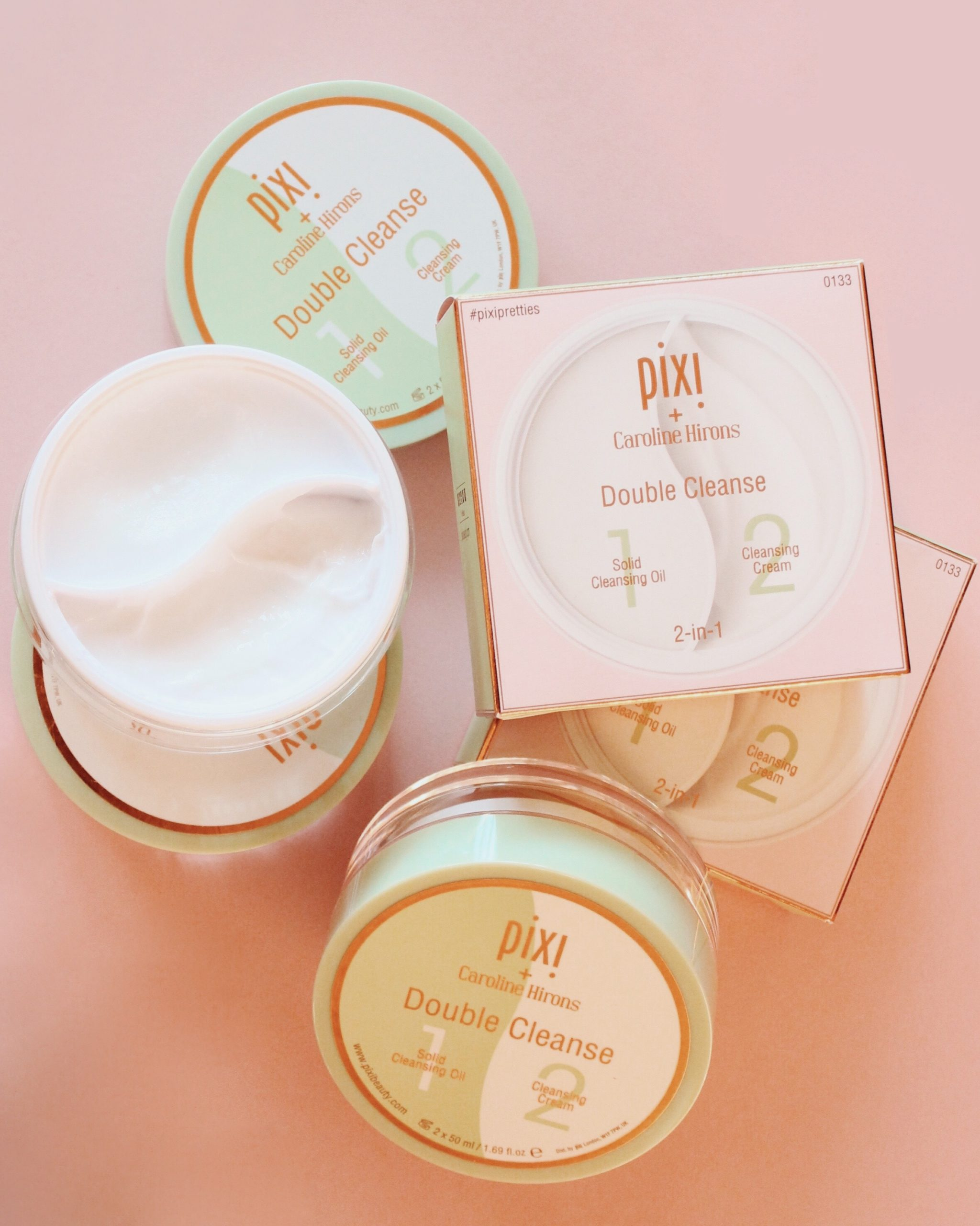 Pixi Beauty Vegan Skincare Product List (2020)