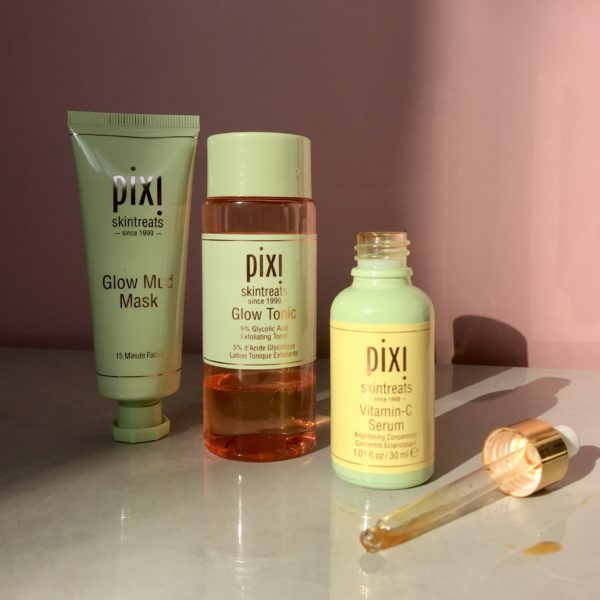 My Top 3 Pixi Beauty Skincare Products, vegan skincare,
