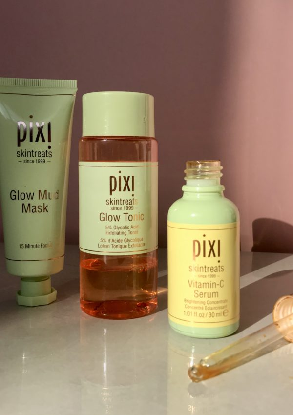 My Top 3 Pixi Beauty Skincare Products