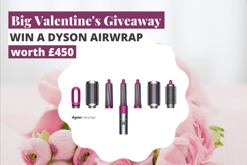 Valentine's Giveaway: Win The Dyson Airwrap