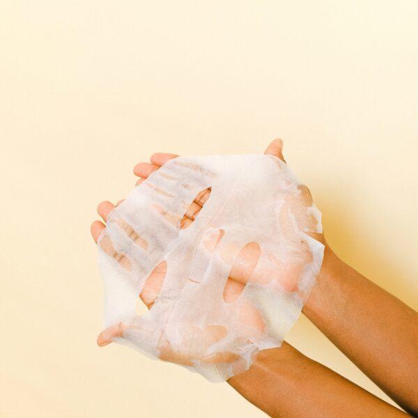 skincare sheet mask